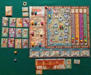 Coimbra - Esempio di gioco 1