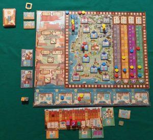 Coimbra - Esempio di gioco 2