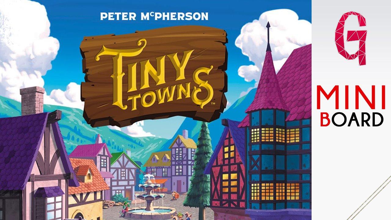 Miniboard #35: Tiny Town