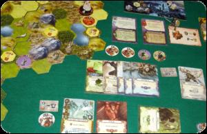 I migliori giochi da tavolo per conquistare una donna, Mage Knight