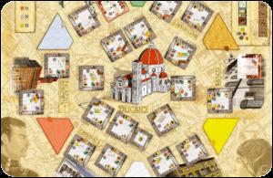 I migliori giochi da tavolo per conquistare una donna, Florentia