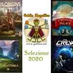 Goblin Magnifico 2020 cover