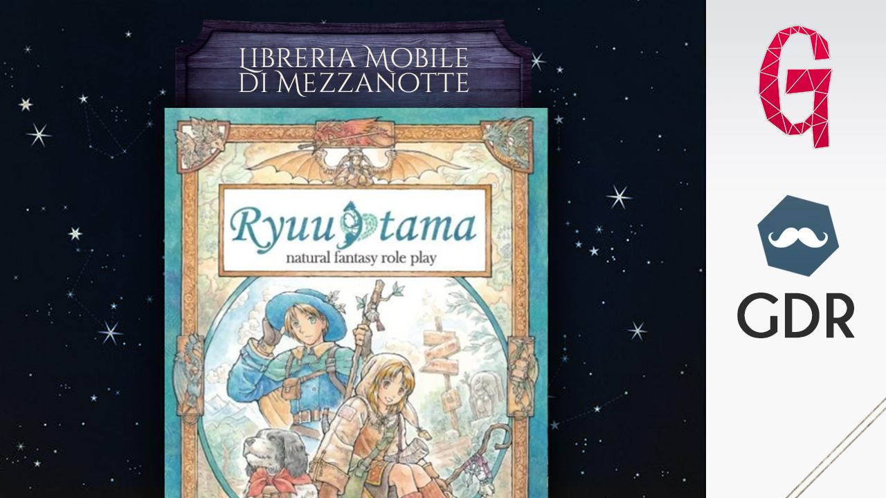 Libreria mobile di mezzanotte #2   Ryuutama