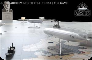 Dirigibili di Airships: North Pole Quest