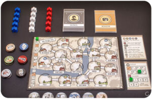 Giochi solitario: Maquis