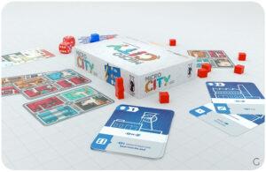 Giochi solitario: Micro city