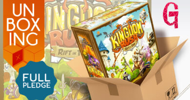 unboxing kingdom rush