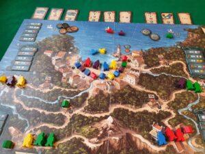Valparaiso - Dettaglio partita 2