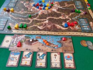 Valparaiso - Dettaglio partita 1