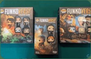Funkoverse Strategy Game Harry Potter, tutte le scatole