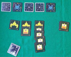 Fire! - Esempio gioco 1
