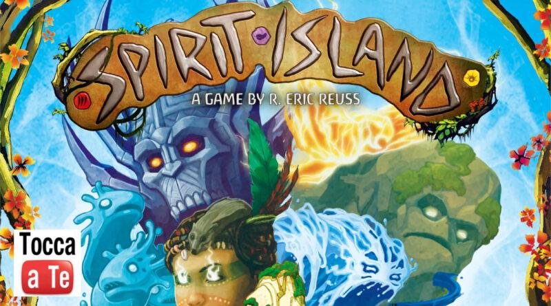 Spirit Island, il videotutorial