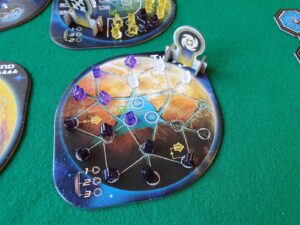Space Gate Odyssey - Dettaglio 3