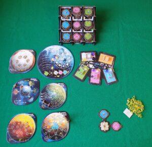Space Gate Odyssey - Setup