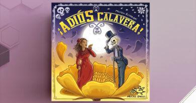 Cover di Adios Calavera