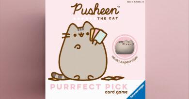 Pusheen Purrfect Pick – Puccettosità livello 9000