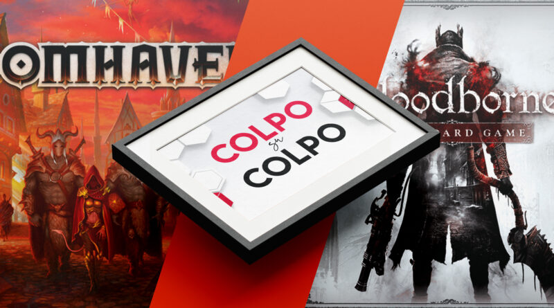 Colpo su colpo - Gloomhaven VS Bloodborne