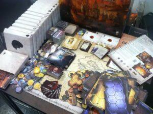 Gloomhaven - Elementi - fonte: sito boardgamegeek