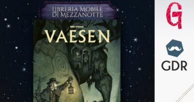Vaesen: il GDR dei Grimm | La libreria mobile di mezzanotte #17