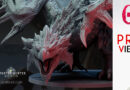 Monster Hunter World : dal famoso videogioco al nostro tavolo