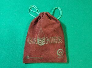 Greener - Borsastratto