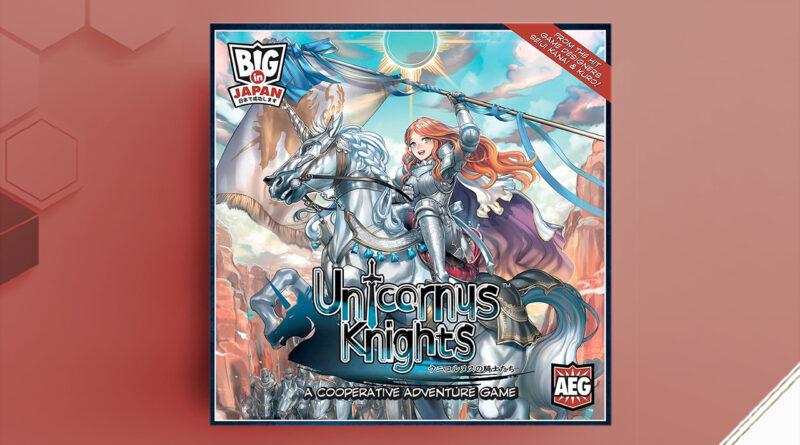 Cover di Unicornus Knights