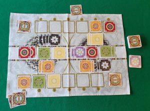 Mandala - Esempio di gioco 2