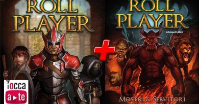 Roll Player + Mostri & Servitori, il videotutorial