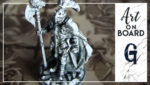 Art on board | miniature effetto pietra