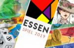 Essen 2019 - Filler - #1