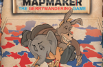 Mapmaker: the gerrymandering game, cover del gioco